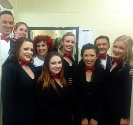 Anything Goes Cast - Super Summer Theatre Gala
